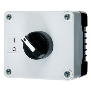 Rotary On/Off Switch, Maintained