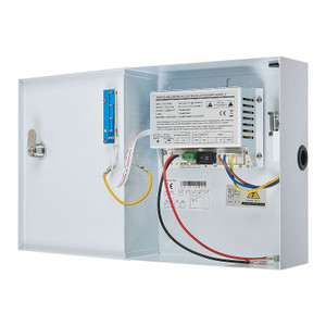 Switch Mode Power Supply, 1A 12V DC (13.8V)