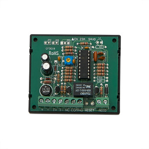 Timer Board For DC Lock, 1-15 seconds