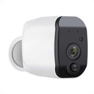 Black and white Security Camera