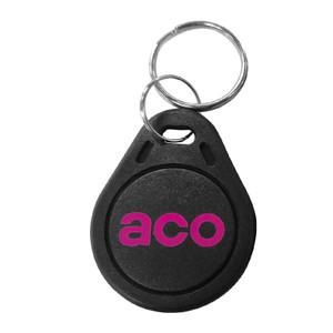 Black Key Fob for ACO Proximity Readers and Door Entry Panels