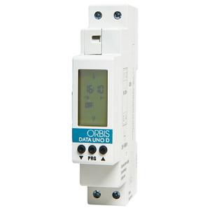 Digital Time Switch, 1 DIN Module Wide - ORBIS