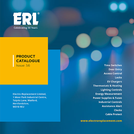 ERL Issue 56 Product Catalogue Download