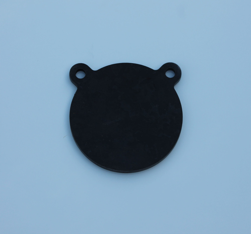 "6"" AR500 Steel Shooting Target Gong in 3/8"" thickness"