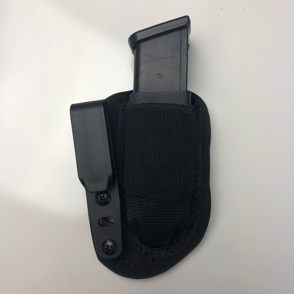 Enhanced MAX Mag holster - Kydex Half Shell added.