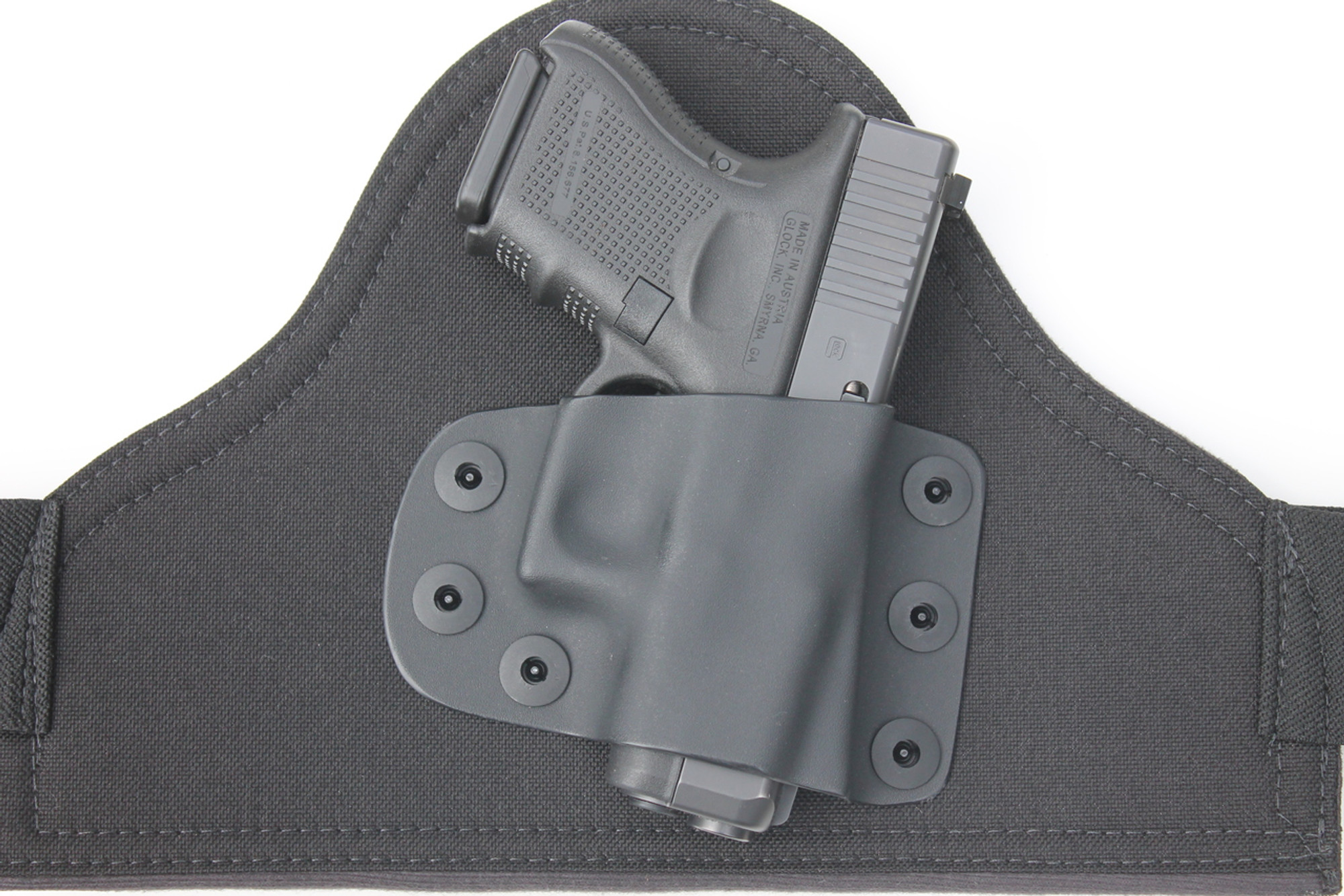 Sports & Entertainment New Fashion Holster For Gun Inside Waistband Concealed Carry Pistol Holster Ruger Nylon Holster Durable In Use Hunting Bags & Holsters