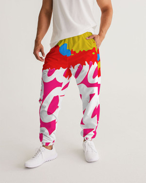 Men's Dreamsicle Track Joggers