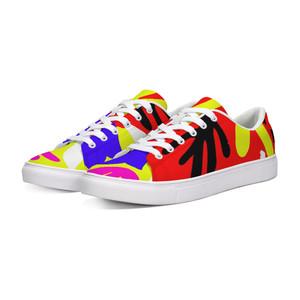 Jungle  Lo- Top Unisex Sneakers