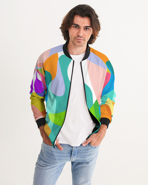 Men's Botella Bomber Jacket