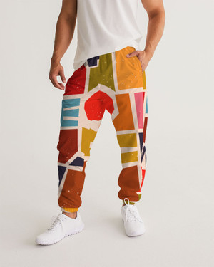 Tile Track Pants