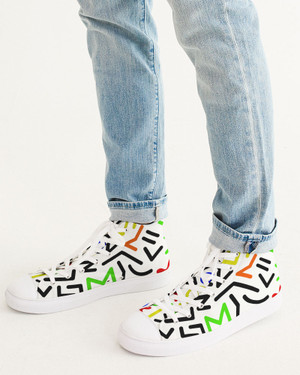 Harring Hi-Top Sneakers