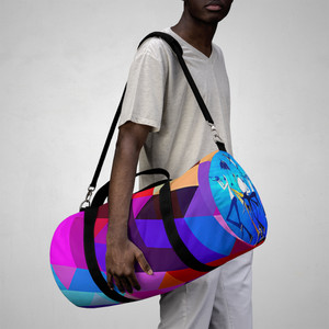 Bon Temps Duffle Bag