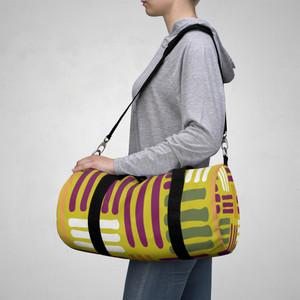 Kenyan Duffle Bag