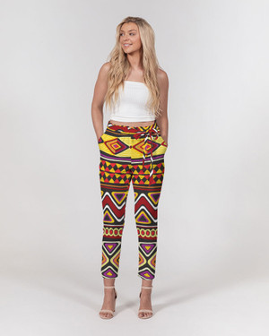 Ghana Tapered Ankle Pants