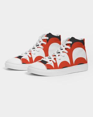 Deco Men's Hightop Canvas Sneakers