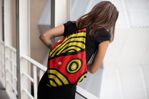 Rana Canvas Drawstring Bag