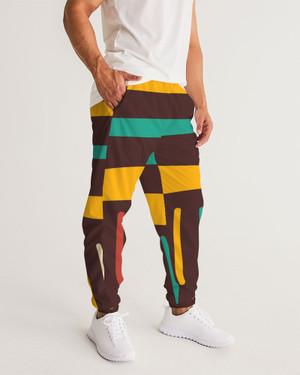 Linear Track Pants