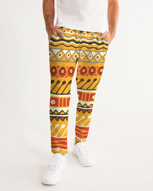 Men's Tribal Drawstring Pants