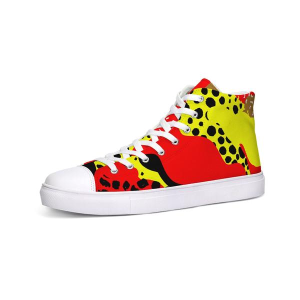 Jengah Hi-Top Unisex Sneakers