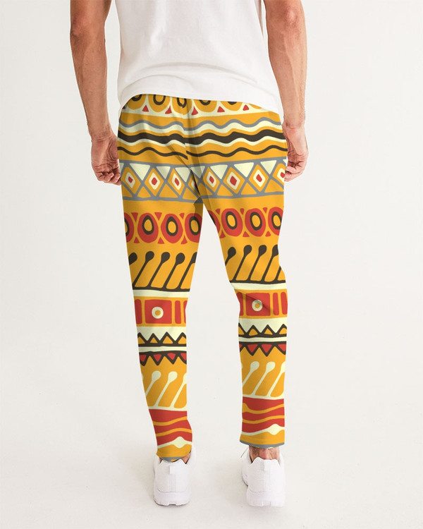 Men's Tribal Drawstring Pants