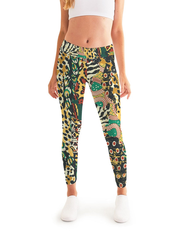 Africa Adorned Leggings