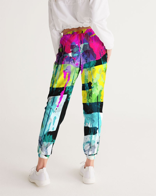 Women's Painting Track Joggers