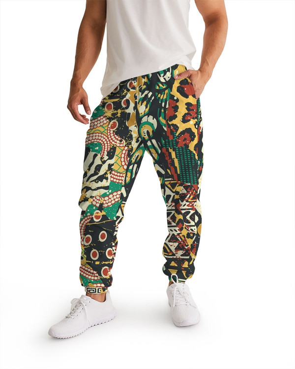 Men's Africa Adorned Track Pants