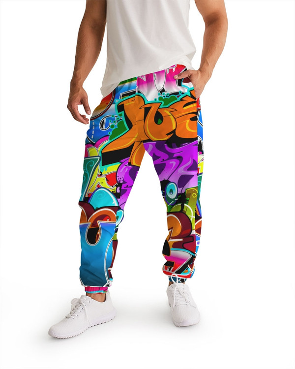 Graffiti Track Pants