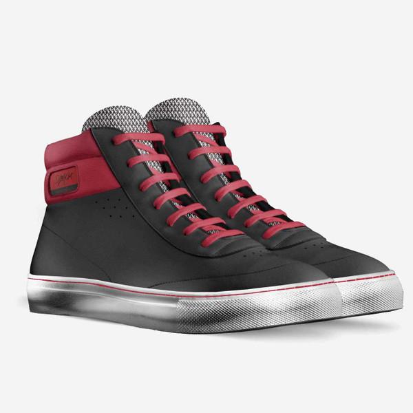 Women's Sidney Hi Top Italian Leather Sneakers