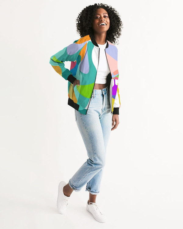 Women's Botella Bomber Jacket