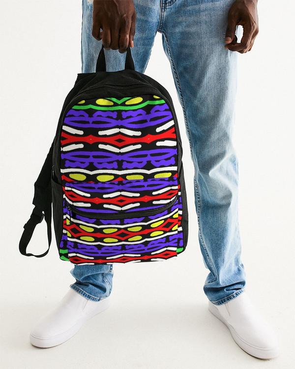 Kalika2 Small Canvas Backpack