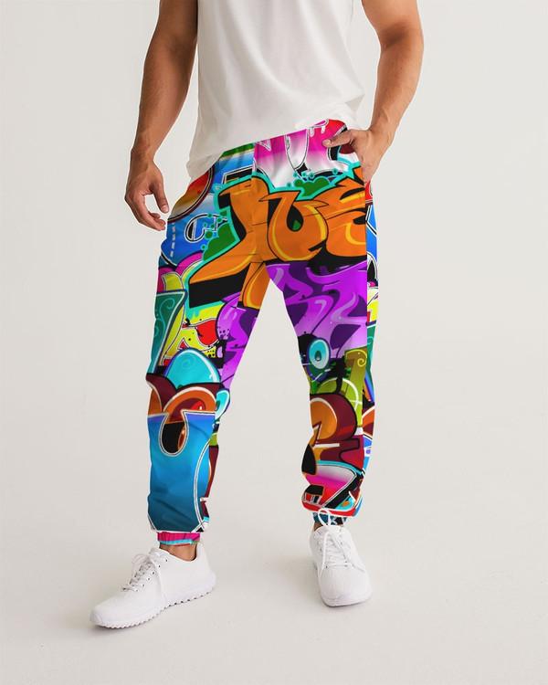Graffiti Track Pants