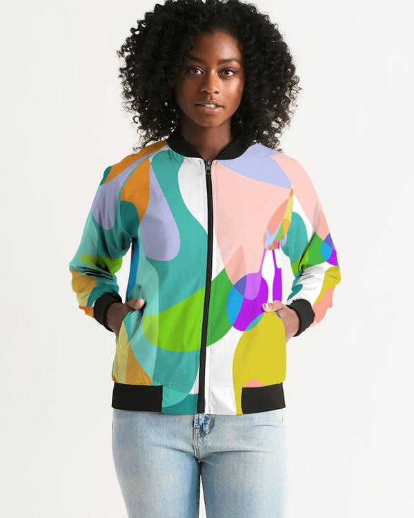 Botella Women's Bomber Jacket