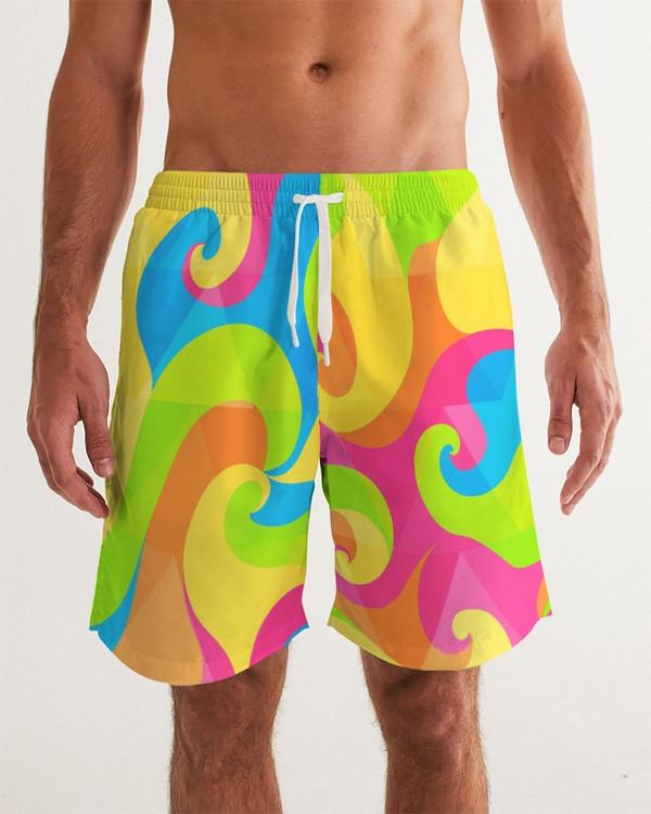 Psychedelic Swim Trunks