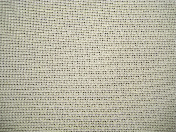 Antique White - Hand Dyed Cross Stitch Fabric