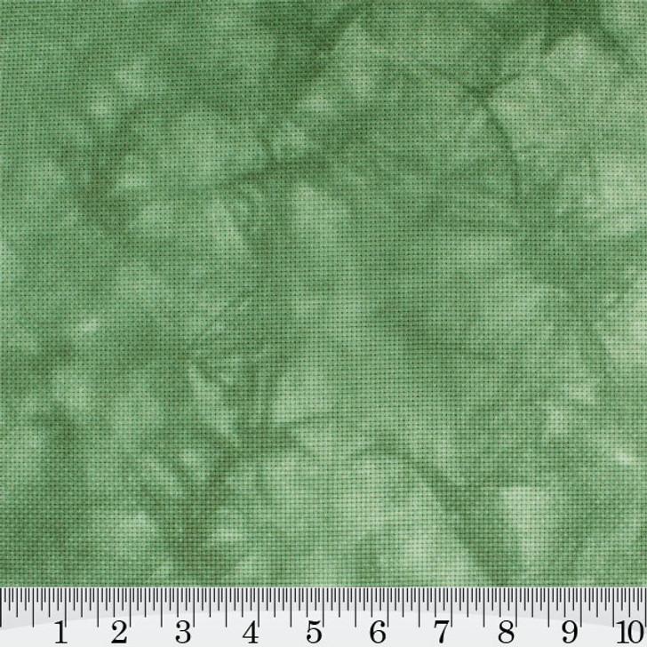 Cactus - Hand Dyed Cross Stitch Fabric