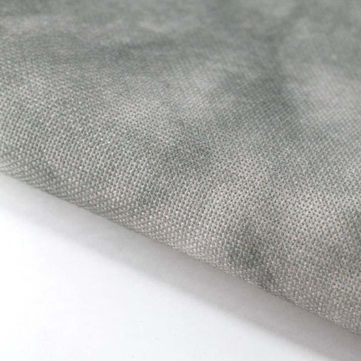 Charcoal - Hand Dyed Cross Stitch Fabric