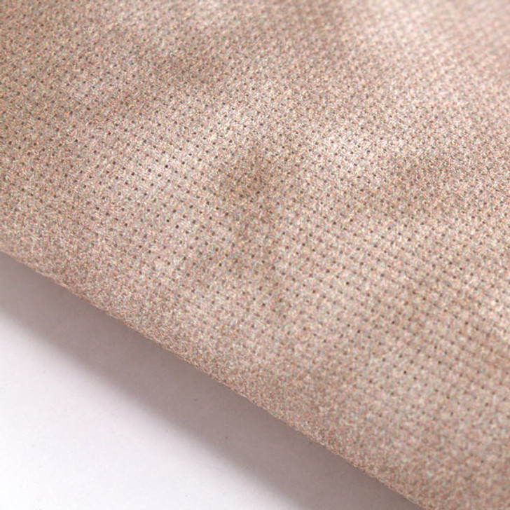 Taupe - Hand Dyed Cross Stitch Fabric