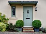 The WOW Factor - Front Doorsteps!