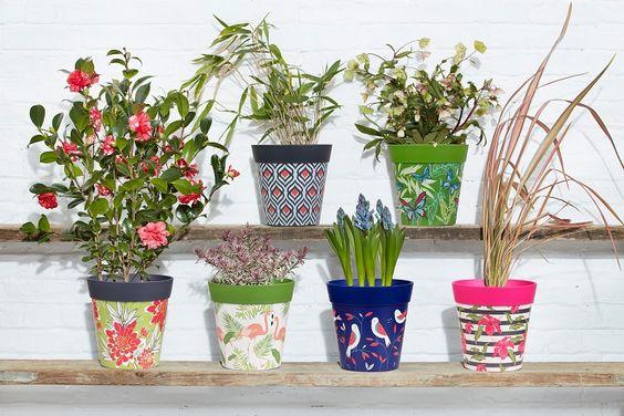 hum flowerpots pinterest