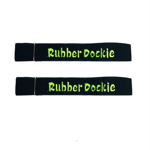 Rubber Dockie (18x6 Mat) Storage Straps Kit