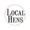 Egg Stamp - Local Hens Text