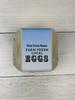 4-Egg iMagic Custom Carton Label - Barn & Silo