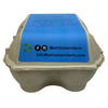 4-Egg iMagic Custom Carton Label - Sunrise Chicken