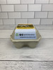 4-Egg iMagic Custom Carton Label - Ducks & Eggs