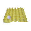 Oversized Plastic Egg Tray in yellow