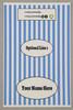 6-Egg iMagic Custom Carton Label - Yellow, Red, or Blue Stripes