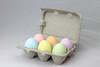 Ceramic Nest Eggs - Pastel