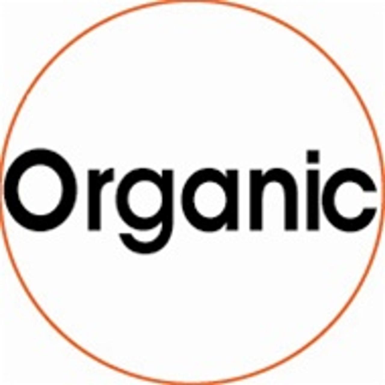 Egg Stamp - Organic Text