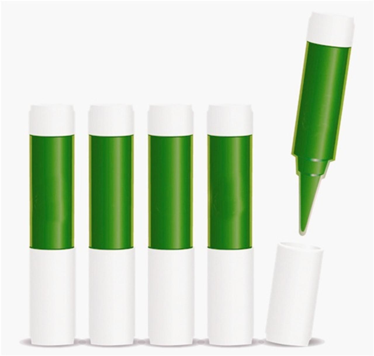 Ink Refill for food safe Egg Stamp in green